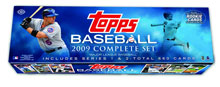 Image: Topps 2009 Hta Holiday MLB Card Set  - Topps Company