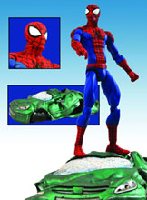 Image: Marvel Select Action Figure: Spider-Man  -