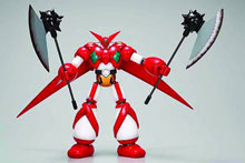 Image: New Getter Robo Renewal Diecast Figure  -