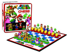 Image: Super Mario Chess Collector's Edition  - USAopoly