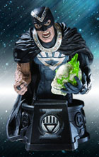 Image: Heroes of the DCU Bust: Black Hand  - DC Direct
