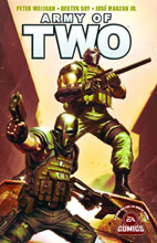 Image: Army of Two Vol. 01  - IDW Publishing
