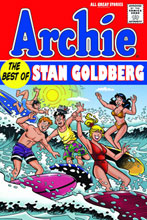 Image: Archie: Best of Stan Goldberg Vol. 01 HC  - IDW Publishing