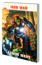 Image: Ultimate Comics Iron Man: Armor Wars SC  - Marvel Comics