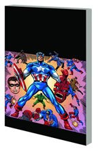 Image: Essential Captain America Vol. 04 SC  (new printing) - Marvel Comics