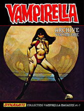 Image: Vampirella Archives Vol. 01 HC  - D. E./Dynamite Entertainment
