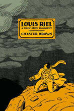 Image: Louis Riel SC  - Drawn & Quarterly