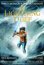 Image: Lightning Thief: Percy Jackson & Olympians Vol. 01 SC  - Hyperion Books