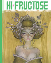 Image: Hi-Fructose Collected Ed. Vol. 02: Counter Culture HC  - Last Gasp