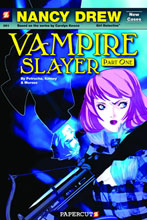 Image: Nancy Drew New Case Files Vol. 01: Vampire Slayer Part 01 SC  - Papercutz