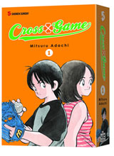 Image: Cross Game Vol. 01 SC