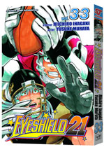 Image: Eyeshield 21 Vol. 33 SC  - Viz Media LLC