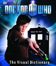 Image: Doctor Who: The Visual Dictionary HC  -