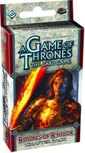 Image: Game of Thrones LCG: Rituals Rhllor Chapter Pack  - Fantasy Flight Publishing Inc