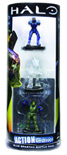 Image: Halo Actionclix: Blue Spartan Battle Pack  - Wizkids/Neca