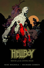 Image: Hellboy: House of the Living Dead HC  - Dark Horse