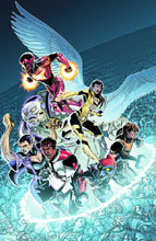 Image: Legion Lost #1 - DC Comics