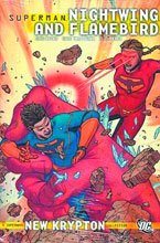 Image: Superman, Nightwing and Flamebird Vol. 02 SC  - DC Comics
