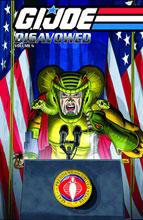 Image: G.I. Joe: Disavowed Vol. 04 SC  - IDW Publishing