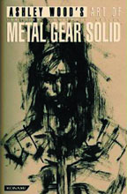 Image: Art of Metal Gear Solid HC  - IDW Publishing