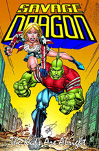 Image: Savage Dragon: Kids are Alright SC  - Image Comics