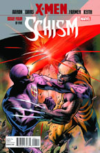 Image: X-Men: Schism #4 - Marvel Comics