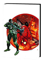Image: Ultimate Comics Avengers vs. New Ultimates: Death of Spider-Man HC  - Marvel Comics