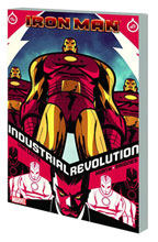 Image: Iron Man: Industrial Revolution SC  - Marvel Comics