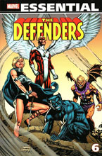 Image: Essential Defenders Vol. 06 SC  - Marvel Comics