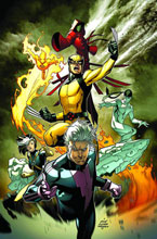 Image: Ultimate Comics X-Men by Paco Medina Poster  - Marvel Comics
