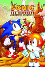 Image: Sonic the Hedgehog Archives Vol. 16 SC  - Archie Comic Publications