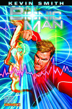 Image: Bionic Man #2 - D. E./Dynamite Entertainment