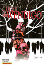 Image: Curse of the Wendigo Vol. 01 SC  - D. E./Dynamite Entertainment