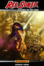 Image: Red Sonja: Revenge of the Gods SC  - D. E./Dynamite Entertainment