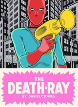 Image: Daniel Clowes' Death-Ray HC  - Drawn & Quarterly