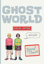 Image: Ghost World Special Edition HC  (New Price) - Fantagraphics Books