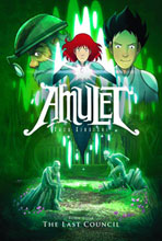 Image: Amulet Vol. 04: Last Council SC  - Graphix