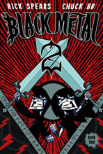 Image: Black Metal Vol. 02 SC  - Oni Press Inc.