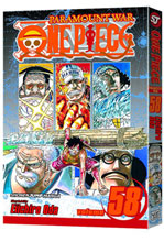 Image: One Piece Vol. 58: Paramount War Part 2 SC  - Viz Media LLC