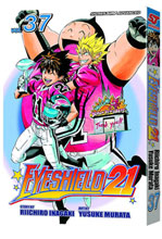 Image: Eyeshield 21 Vol. 37 SC  - Viz Media LLC