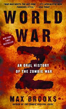 Image: World War Z: An Oral History of the Zombie War PB  -