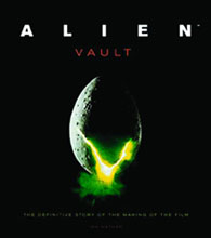 Image: Alien Vault: The Definitive Story of the Making of the Film HC  -