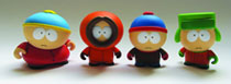 Image: South Park Mini-Figure 20-Piece BMB Display Series 01  -