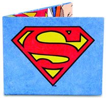 Image: DC Mighty Wallet: Superman  -