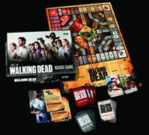 Image: Walking Dead TV Board Game  - Cryptozoic Entertainment