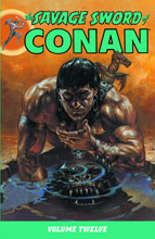 Image: Savage Sword of Conan Vol. 12 SC  - Dark Horse Comics