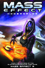 Image: Mass Effect: Homeworlds SC  - Dark Horse Comics