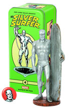 Image: Classic Marvel Characters Statue Series 2 #4: Silver Surfer  - Dark Horse Comics