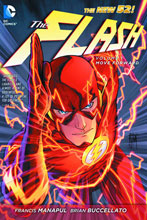 Image: Flash Vol. 01: Move Forward HC  - DC Comics