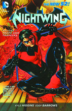 Image: Nightwing Vol. 01: Traps and Trapezes SC  - DC Comics